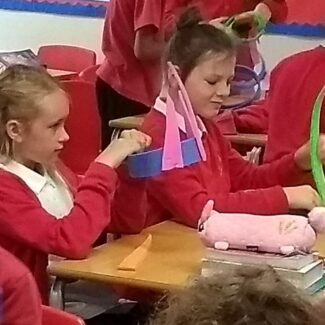 Making at St Francis C of E Primary School
