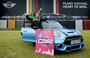 MINI Plant sponsors Cowley Road Carnival Carnival