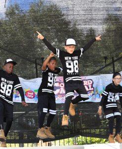 Dance Stage_Stu Allsopp