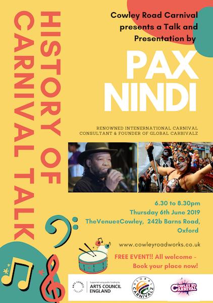 Pax Nindi poster